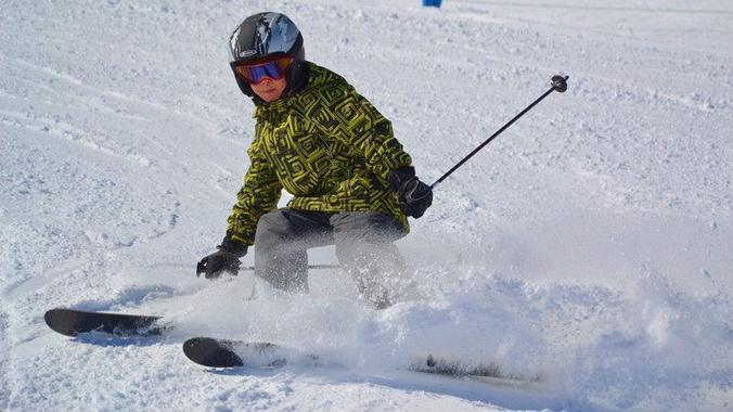 Ski Lessons for Kids (from 5 years) - Advanced