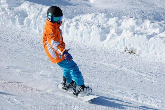 Snowboard Lessons for Kids