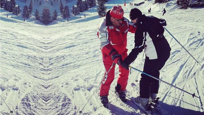 Ski Private Lessons for Adults in Oetz-Hochoetz