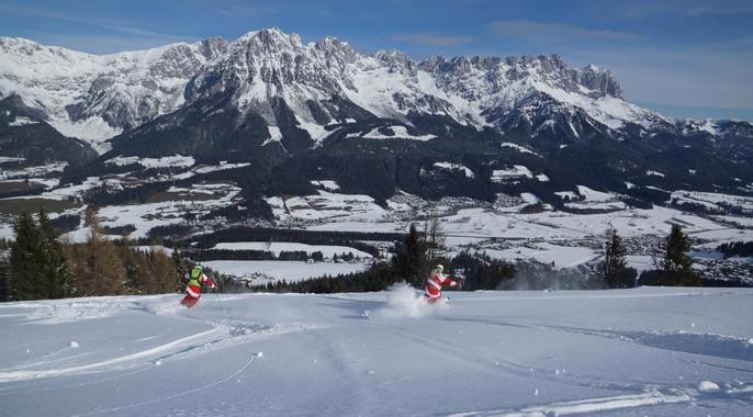 Ski Lessons for Adults - Advanced