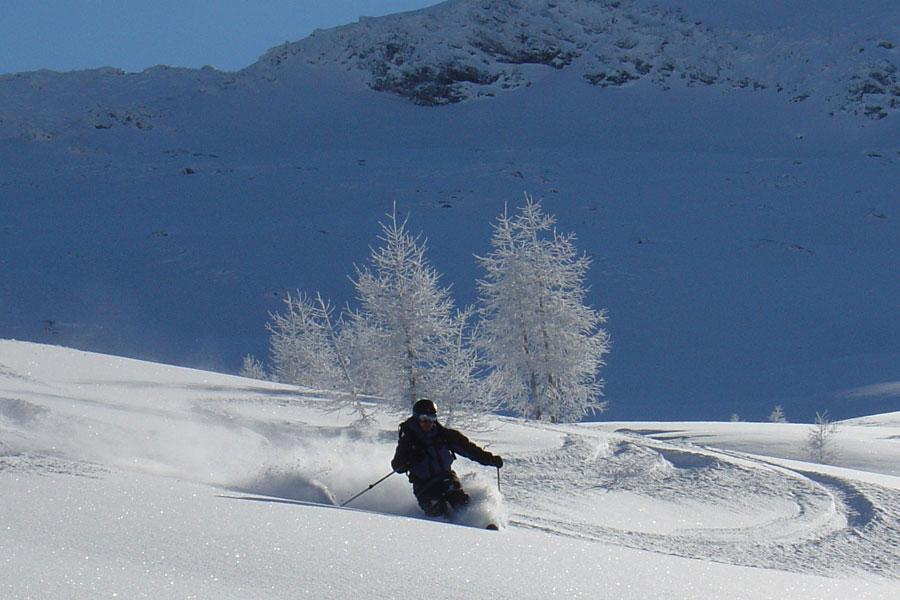 Skitour for beginners with Stephan