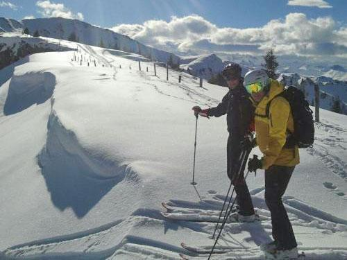 Skitouring for Beginners and Advanced