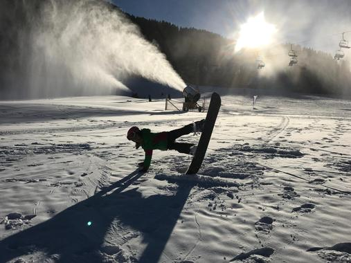 Snowboard Sessions