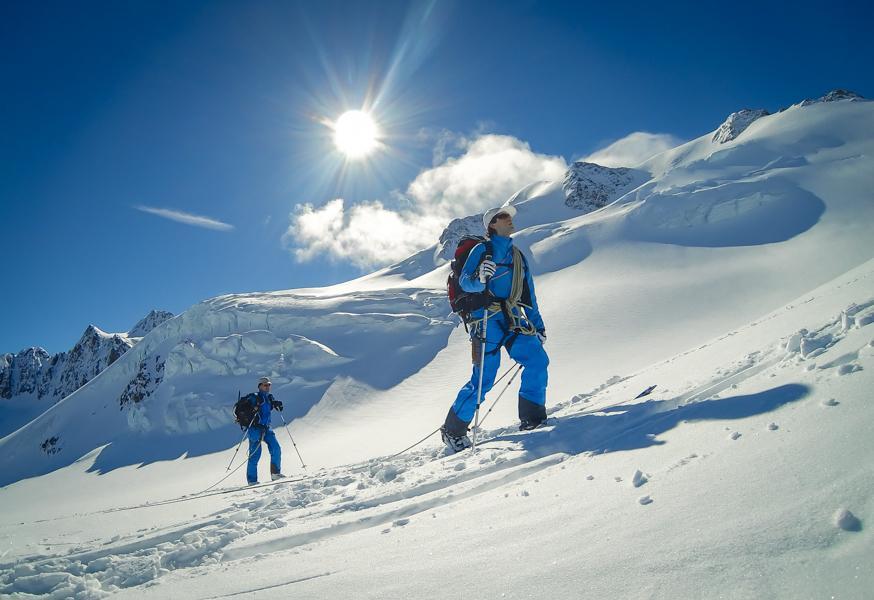 Skitour Wildspitze 3776m