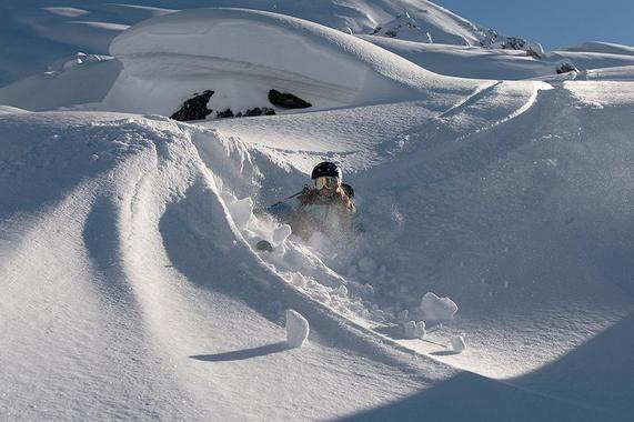 Off Piste Skiing for adults (privat)