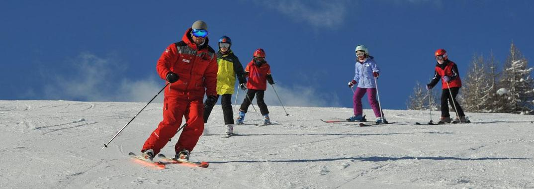 Ski Lessons for Teens (12-16 years) - All Levels