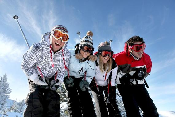 Ski Lessons for Teens & Adults - All Levels