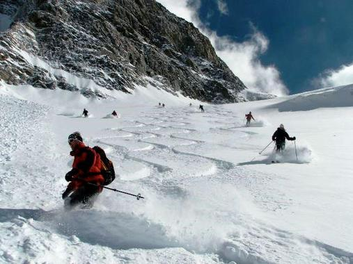 Ski tuition for adults (private)