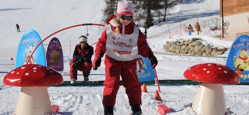 Ski Lessons for Kids (5-12 years) - February - All Levels
