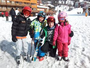 Ski Instructor Private for Kids (3-12 years) - High Season