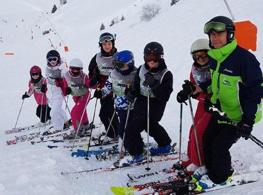 Ski Lessons for Kids (13-17 years) - Low-Season - All Levels