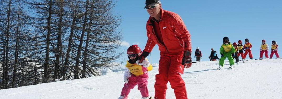 Ski Instructor Private for Kids - February - All Ages