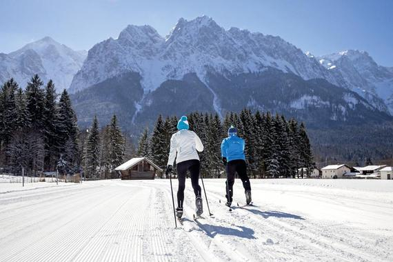 Cross-Country Skiing Private - All Levels