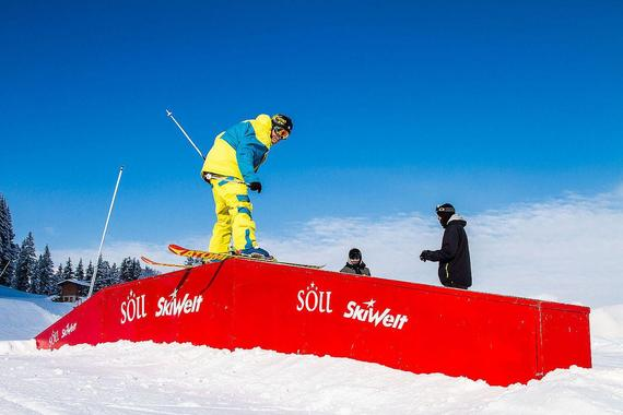 Ski Lessons for Teens (13-17 years) - Advanced