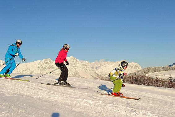 Ski Lessons for Adults - Beginner