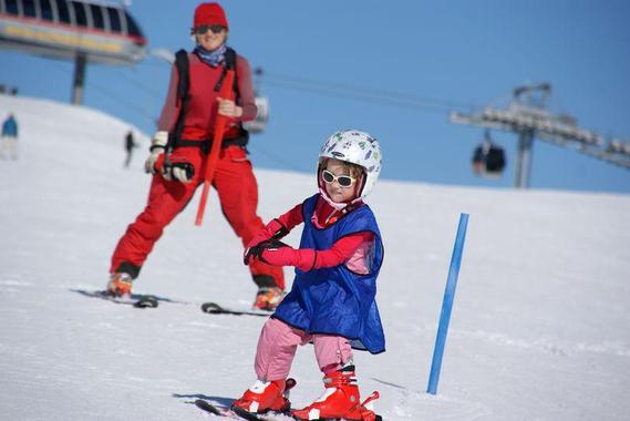 Ski Instructor Private for Kids - from 4 years