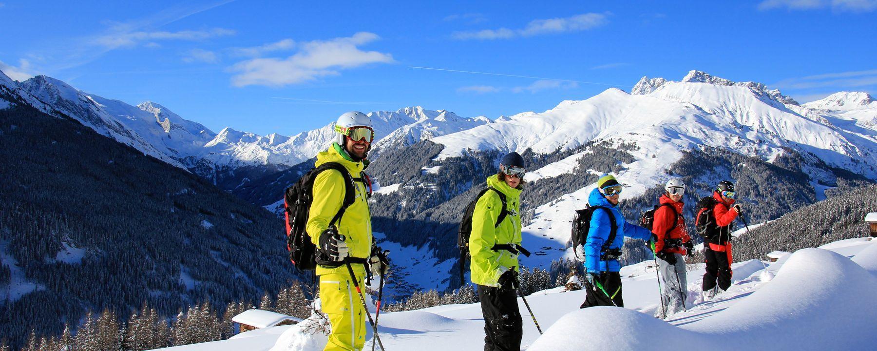 Skimountaineering/Skicrossing Group - Beginner