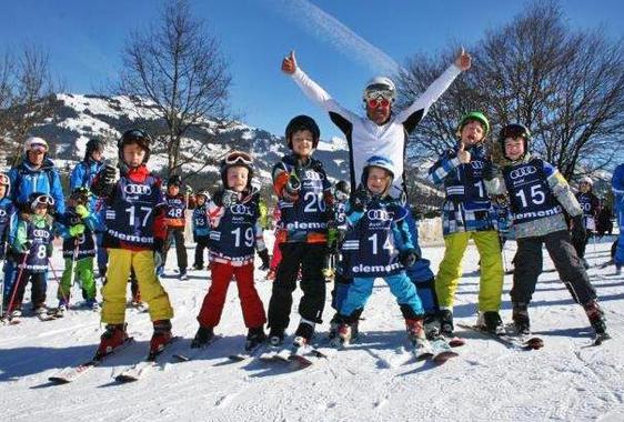 Ski Lessons for Kids - All Ages & Levels