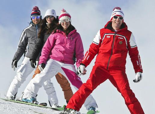 Ski Lessons for Teens & Adults - Morning - Beginners