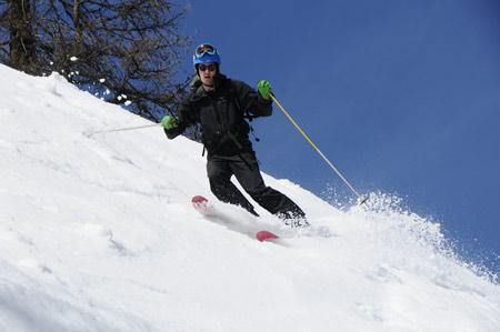 Freeride (Ski) Instructor Private - All Levels