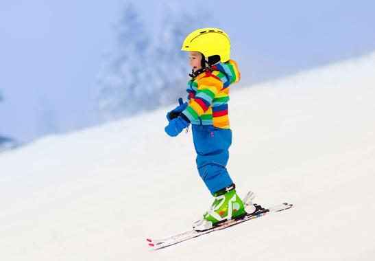 Ski Instructor Private for Kids (3-12 years) - Low Season