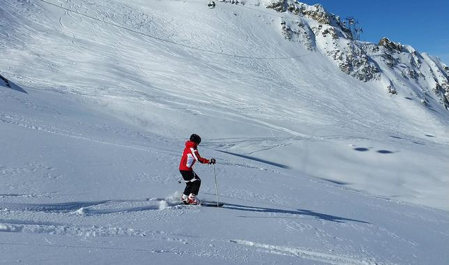 Freeride Ski Instructor Private - All Ages & Levels