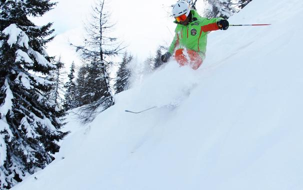 Freeride Private for Adults ? All Levels