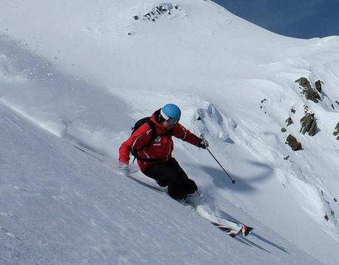 Freeriding Private for Adults - All Levels