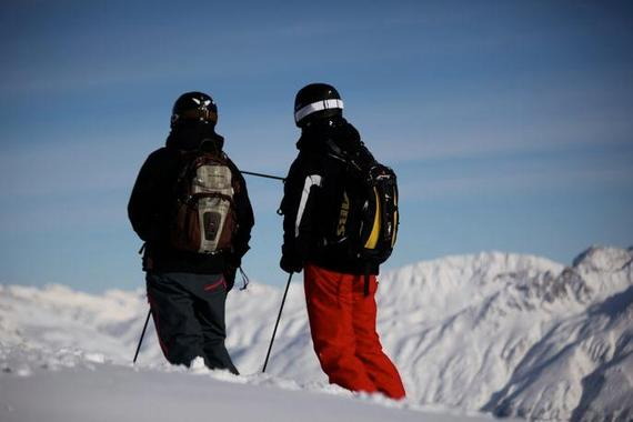 Ski Instructor Private for Adults - JANUARY SPECIAL