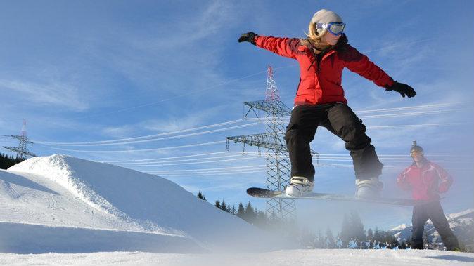 Snowboard Lessons - Kaprun - Intermediate - All Ages