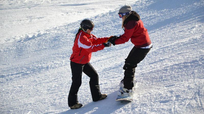 Snowboard Lessons - Kaprun - Beginner - All Ages