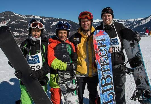 Snowboard Lessons
