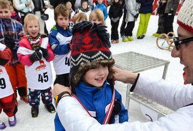Ski Lessons for Kids