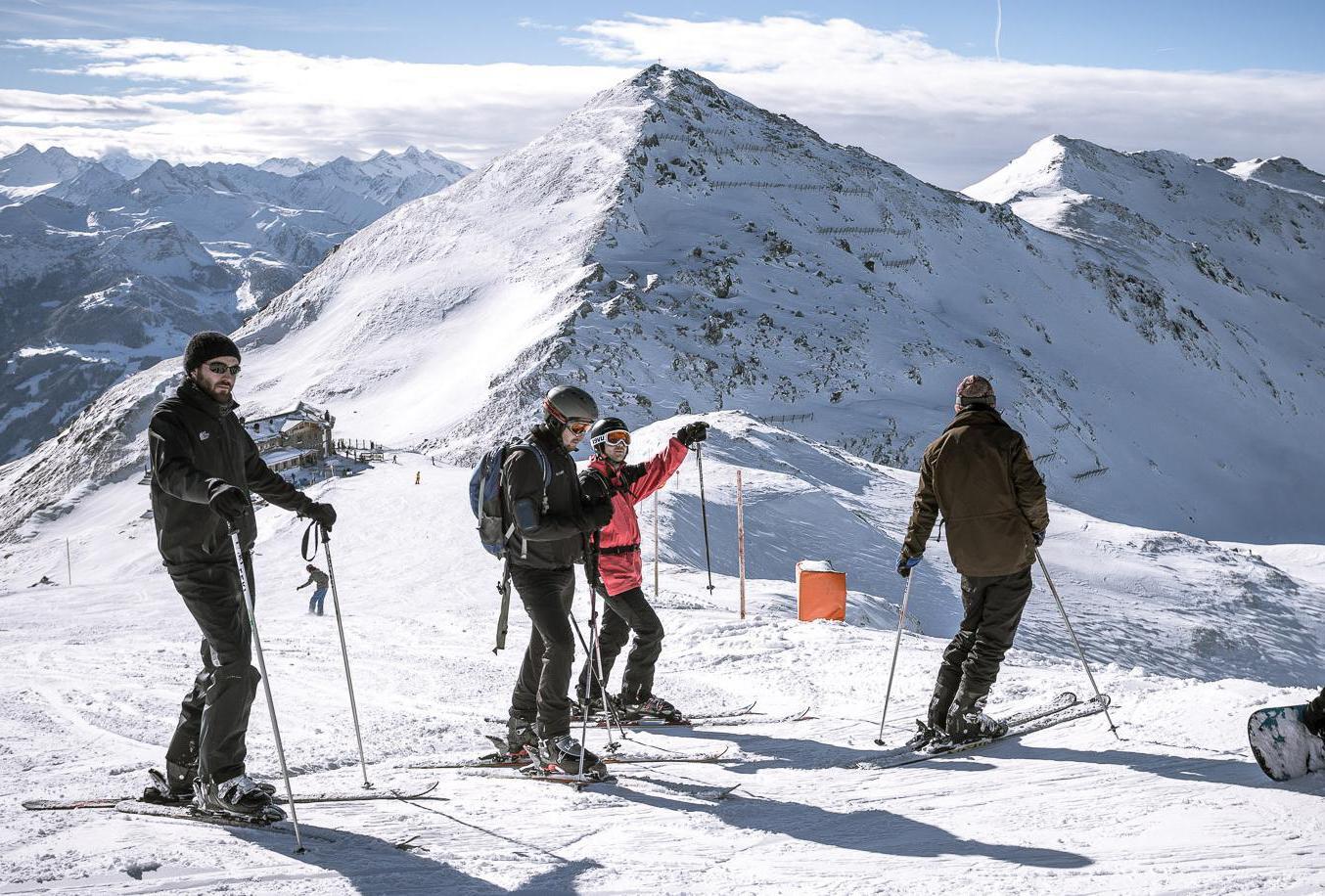 Ski Lessons for Adults - Intermediate