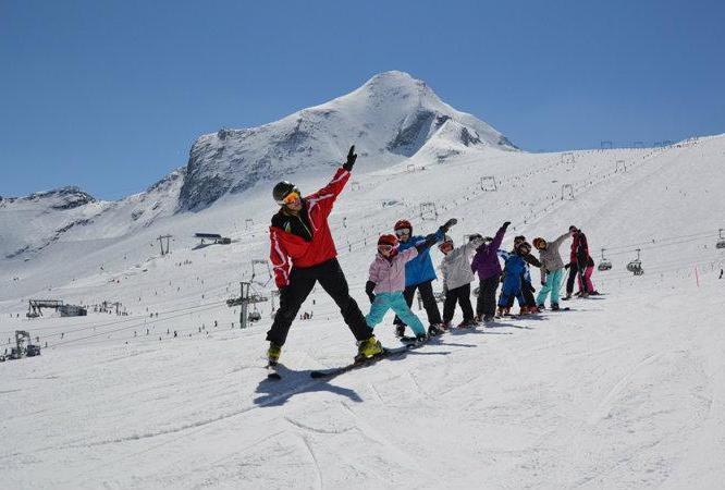 Ski Lessons for Kids (from 5 years) - Beginner