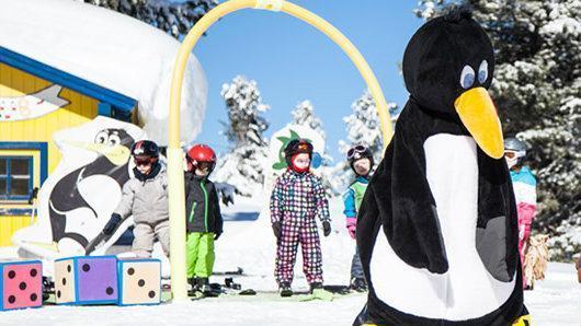 BOBO's Ski Kidsclub for kids (3 years or older) - Beginners