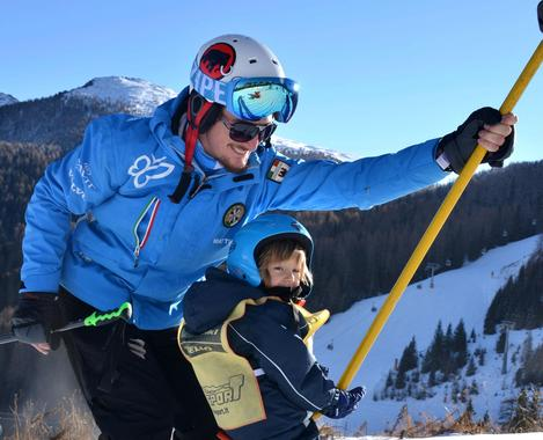 Ski Instructor Private for Kids - Low Season