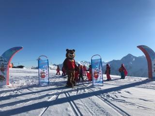 Ski Lessons for Kids (4-14 years) - Advanced