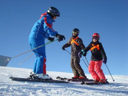 ?Valles? Ski Lessons for Kids (3-14 Years) - Advanced