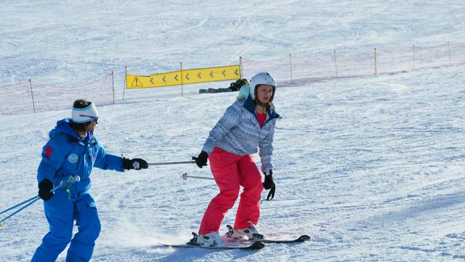 Ski Instructor Private