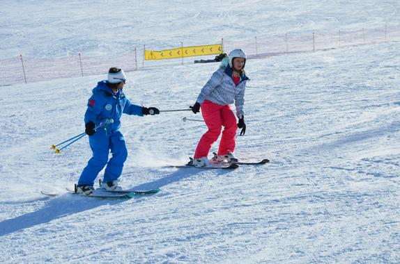 Ski Instructor Private for Adults - High Season - All Levels