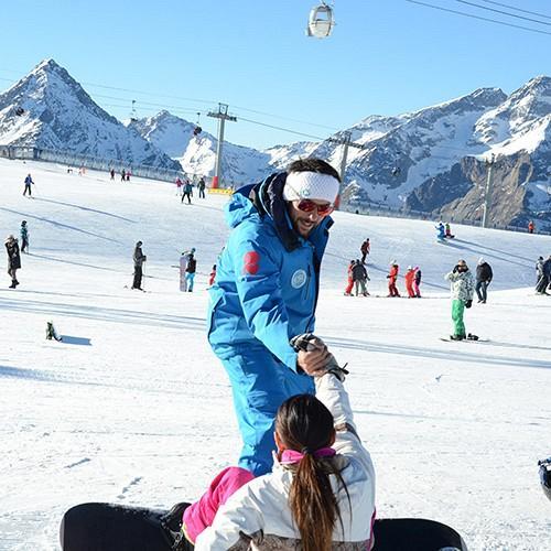 Snowboard Instructor Private