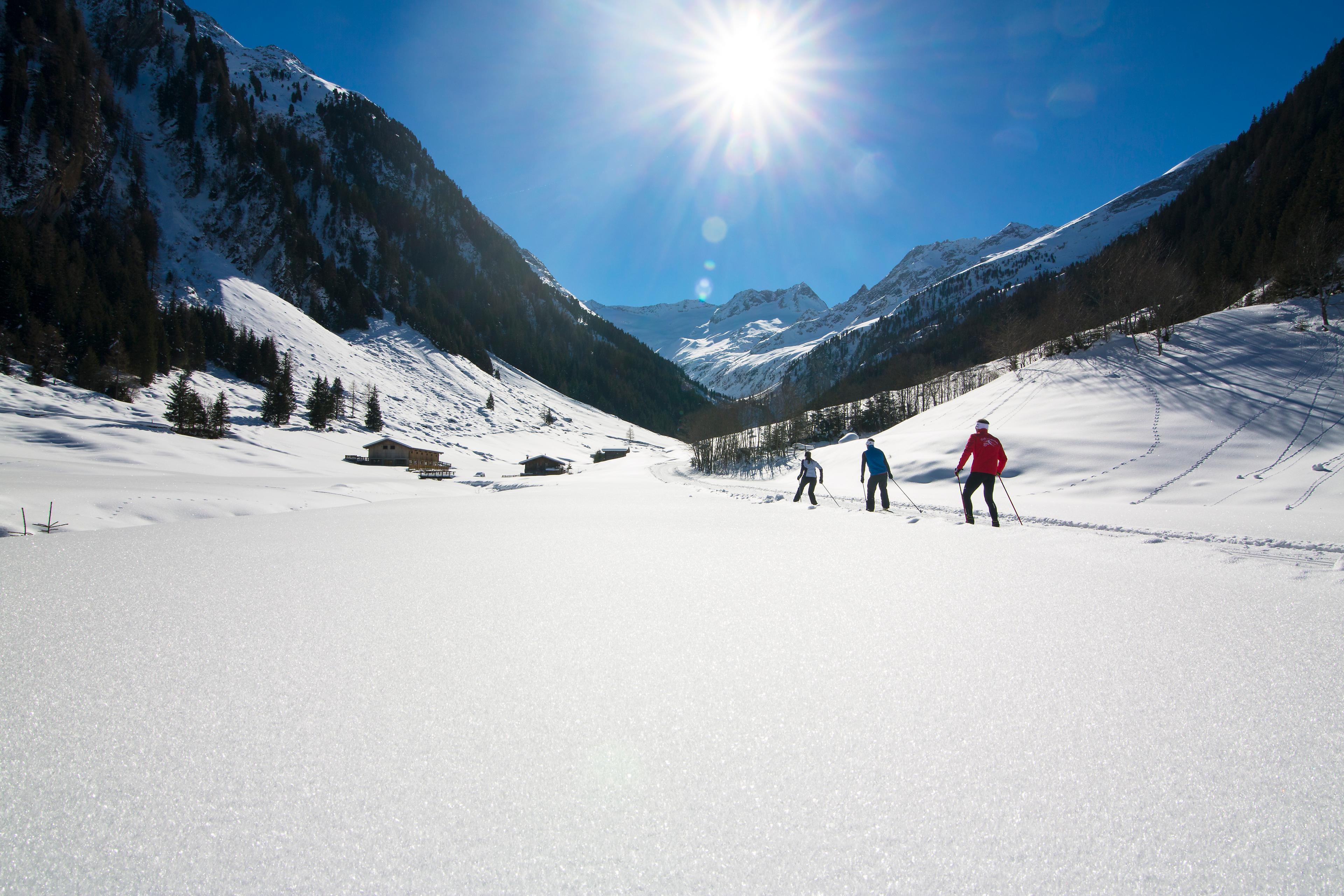 Private and individual Ski Touring
