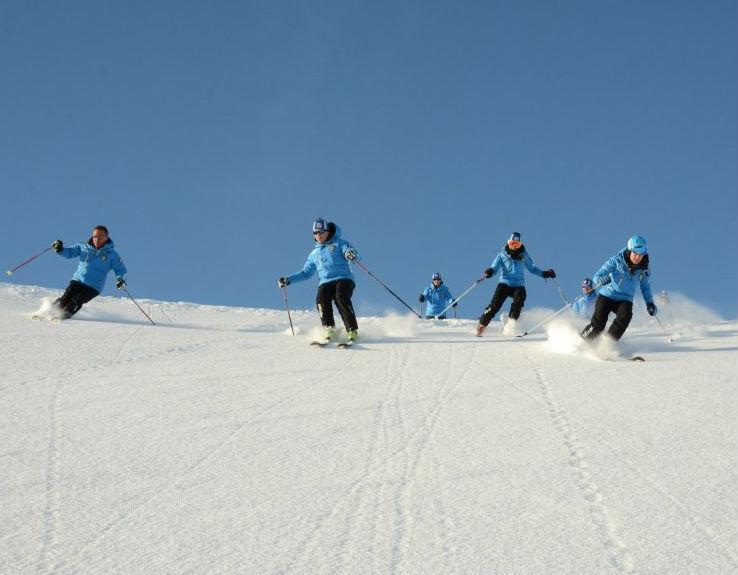 Ski Lessons for Adults - Low Season - Advanced