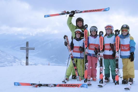 Childrens' skiing course for beginners (5 - 14 years)