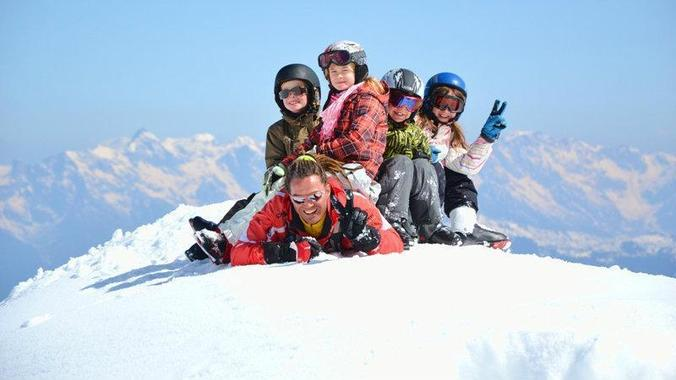 Ski Instructor Private for Kids (from 5 years) - All Levels