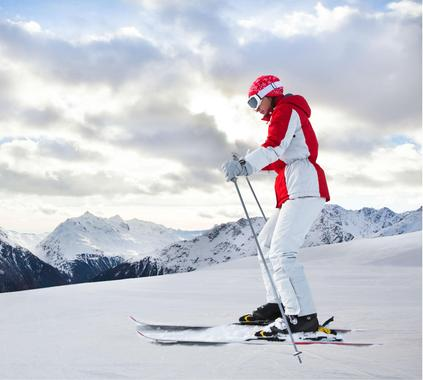 Ski Instructor Private Adults - Holiday - Non First Timer