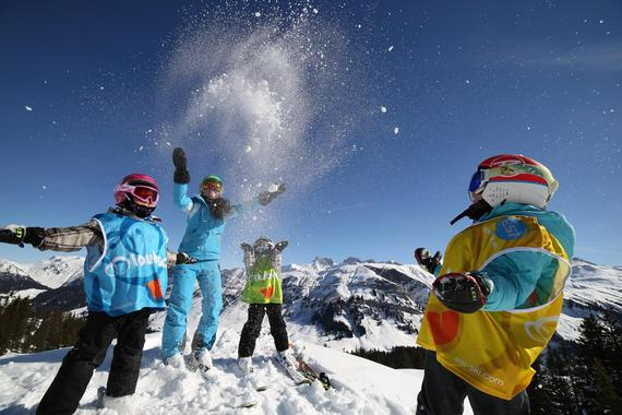 Ski Lessons for Kids (6-13 years) - Holiday - All Levels