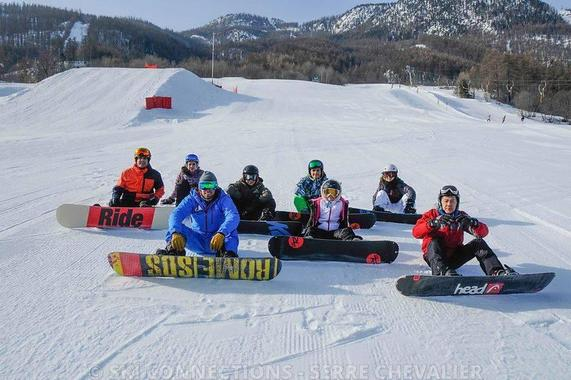 Snowboard Lessons for Teens & Adults - All Levels