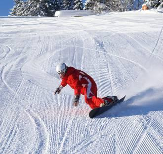 Snowboarding Lessons for Adults - Beginners
